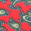 Sir Redman Luxuriöse Hosenträger Klassisch Paisley