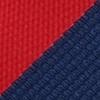 Krawatte Rot / Weiß / Blau
