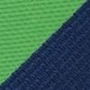 Krawatte Grün gestreift