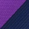 Krawatte Violett gestreift