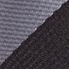 Krawatte Grau gestreift