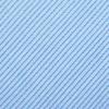 Hosenträger Krawattenstoff Hellblau
