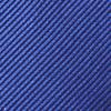 Hosenträger Krawattenstoff Kobaltblau