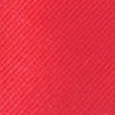 Clip Krawatte Rot Repp