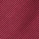 Clip Krawatte Bordeaux Rot Repp