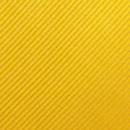 Hosenträger Krawattenstoff Gelb