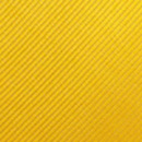 Clip Krawatte Gelb Repp