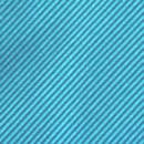 Clip Krawatte Türkis Repp