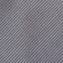 Clip Krawatte Grau Repp