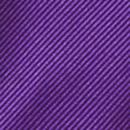 Clip Krawatte Violett Repp