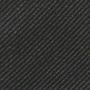 Clip Krawatte Schwarz Repp