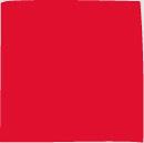 Schal Uni Rot