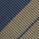 Krawatte Blau / Beige