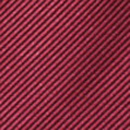 Krawatte Bordeaux Rot Repp