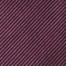 Krawatte Aubergine repp