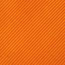 Krawatte Orange Repp