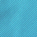 Krawatte Türkis Repp