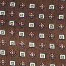 Herrenschal Patterned Silk