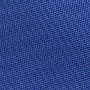 Krawatte Kobaltblau schmal