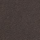 Krawatte Dunkelbraun schmal