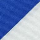 Einstecktuch Uni Königblau