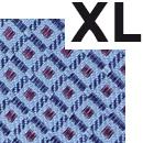 XL Krawatte Field Bet