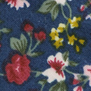 Einstecktuch Floral Art