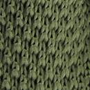Fliege gestrickt moosgrün