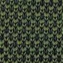 Fliege gestrickt Waldgrün