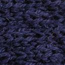 Fliege gestrickt Wolle Dunkelblau