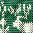 Krawatte Rudolf Rentier grün