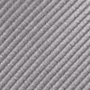 Einstecktuch Repp Grau