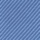 Einstecktuch Repp Eisblau