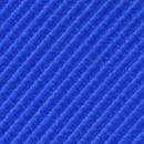 Manschettenknöpfe Seide Kobaltblau