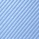 Krawatte Repp Hellblau