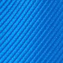 Manschettenknöpfe Seide Process blau