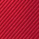 Krawatte Repp Rot