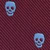 Fliege Skull Dandy