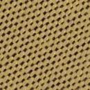 Krawatte Wolle Seide Gelb
