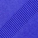 Krawatte schmal Kobaltblau