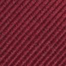 Krawatte Repp Bordeaux Rot
