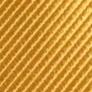 Manschettenknöpfe Seide Gelb