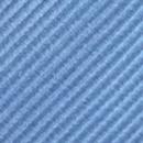 Manschettenknöpfe Seide Eisblau