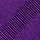 Krawatte schmal Violett