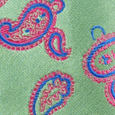 Krawatte Paisley Party