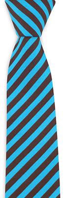 Krawatte Blue Warrior